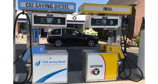 Autofood Juijn tank CO2 Saving Diesel 30