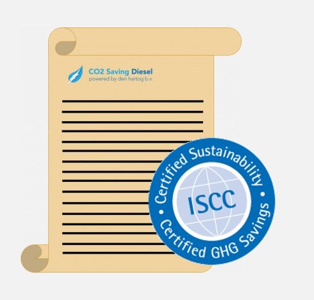 Certificering CO2 Saving Diesel