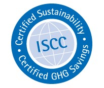 ISCC llogo CO2 Saving Diesel