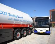 elfwegentocht CO2 Saving Diesel 100